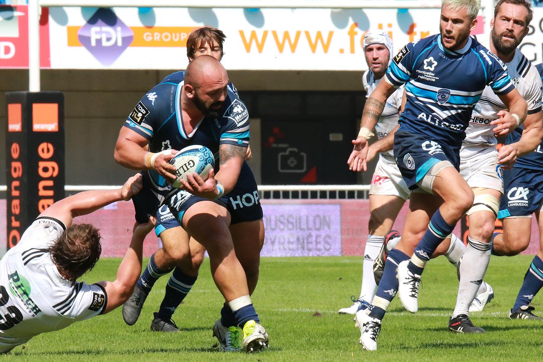 rugby brive montpellier