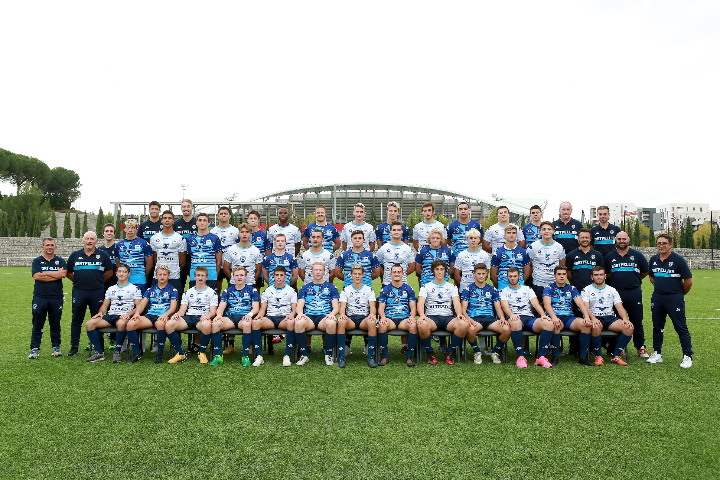 Montpellier Rugby Calendrier.Juniors Crabos Mhr
