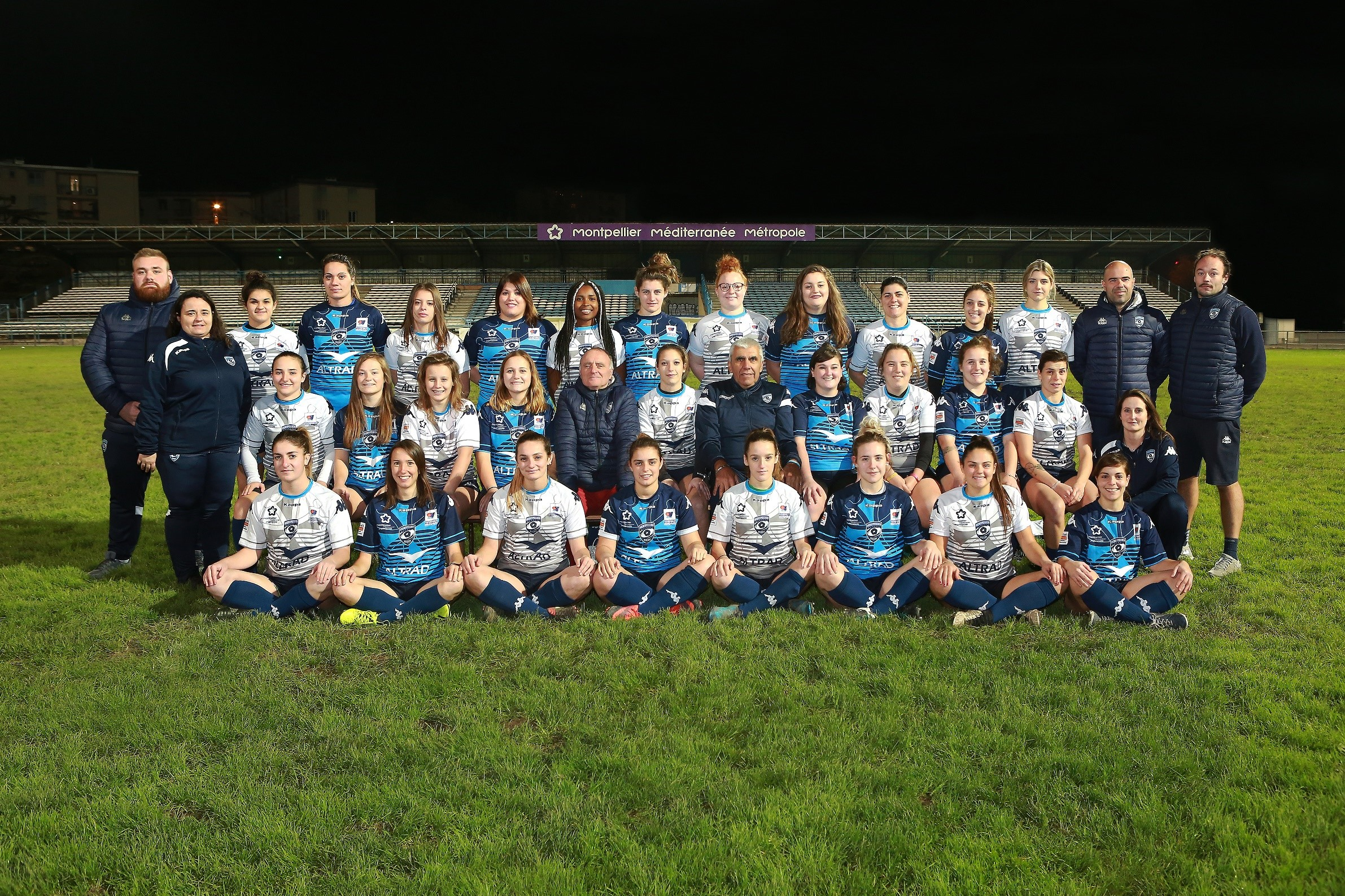 Montpellier Rugby Calendrier.Feminines Espoirs Mhr