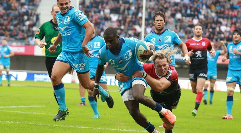 Top14 - Toulouse - J8