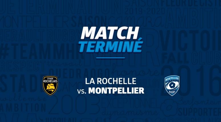 Top14 - La Rochelle - J14