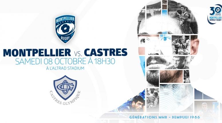 Top14 - Castres - J8