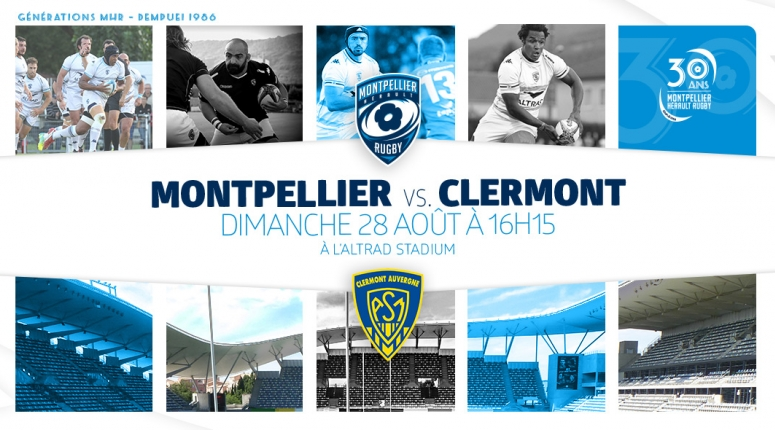 Top14 - Clermont - J2