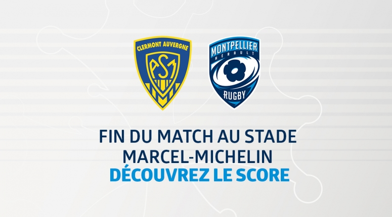 Top14 - Clermont - 30/01/2016