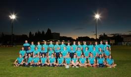 Les Féminines Espoirs saison 2016 - 2017