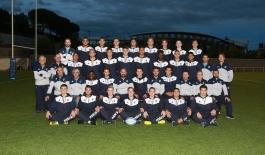 L'équipe des Juniors Crabos saison 2016 - 2017
