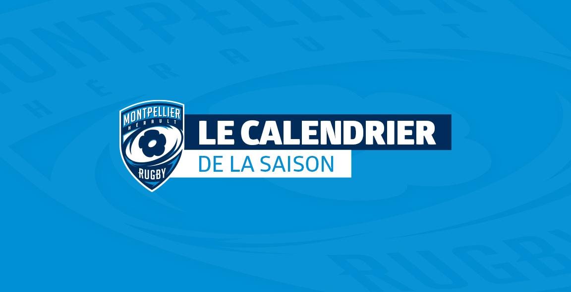 Saison 2020/2021: Le calendrier connu !   MHR