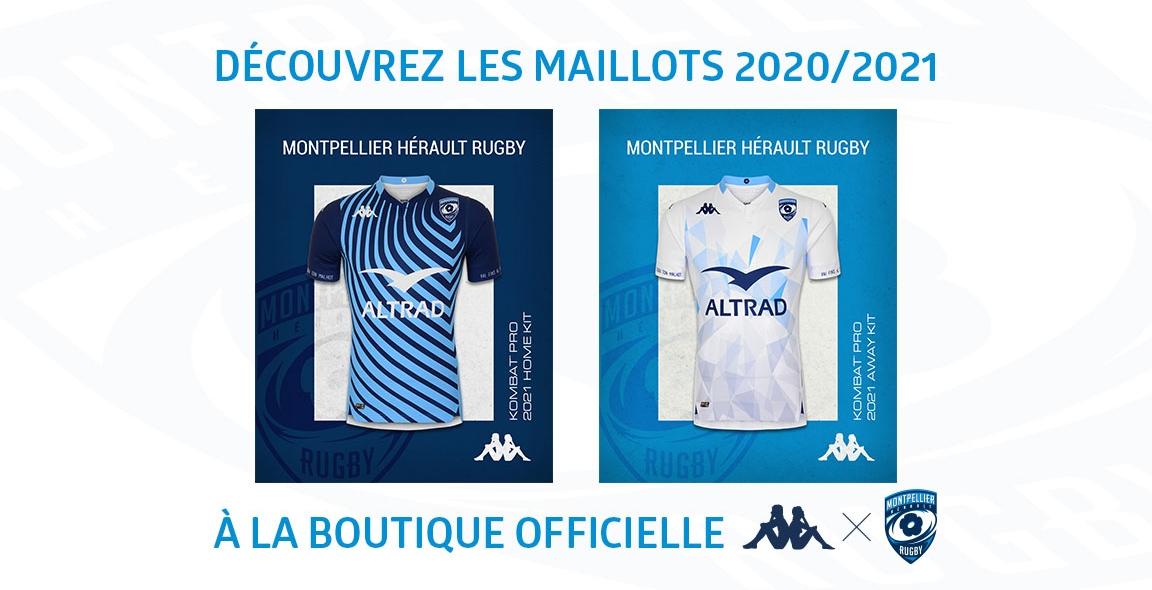 Découvrez les maillots 2020/2021 !   MHR